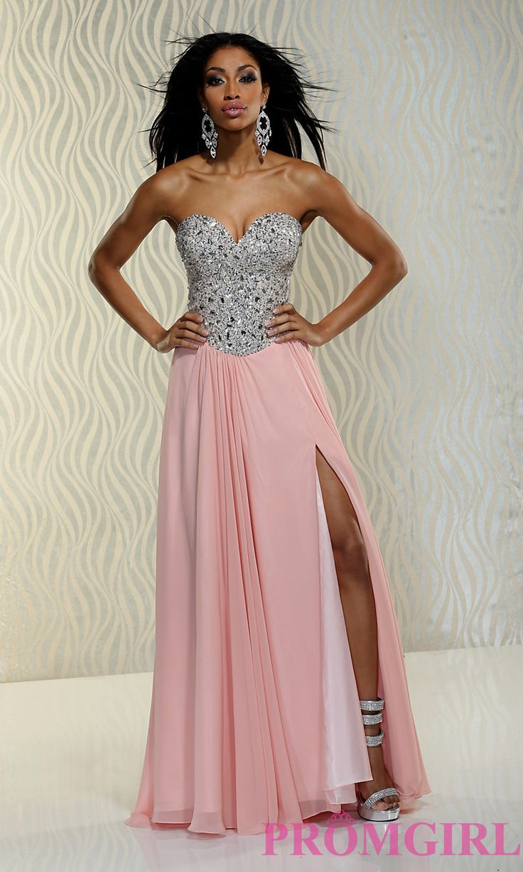 25 best prom dresses for emily images on Pinterest | Gown, Party ...