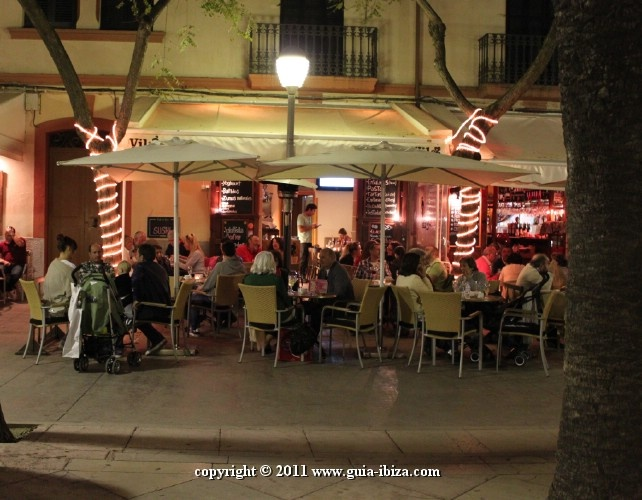 Vila Cafe Ibiza - Restaurants Ibiza - great fresh food
