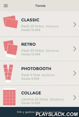 Mimento - Print Your Photos  Android App - playslack.com ,  Mimento permite revelar e imprimir fotos online en cualquier formato y papel. Revelado e Impresión de fotos digitales desde tu móvil sin sorpresas en el precio final.Elige el tipo de papel en el que quieres que revelemos tus fotos. Papel fotográfico como el de toda la vida, o papel Pulpo, para poder adherir tus fotos donde quieras.Ahora podrás revelar tus fotos en los siguientes formatos: - Formato Retro (10x12cm en el que podrás…