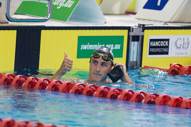 34 Swimmers Named to the 2016 Australian Olympic Team
