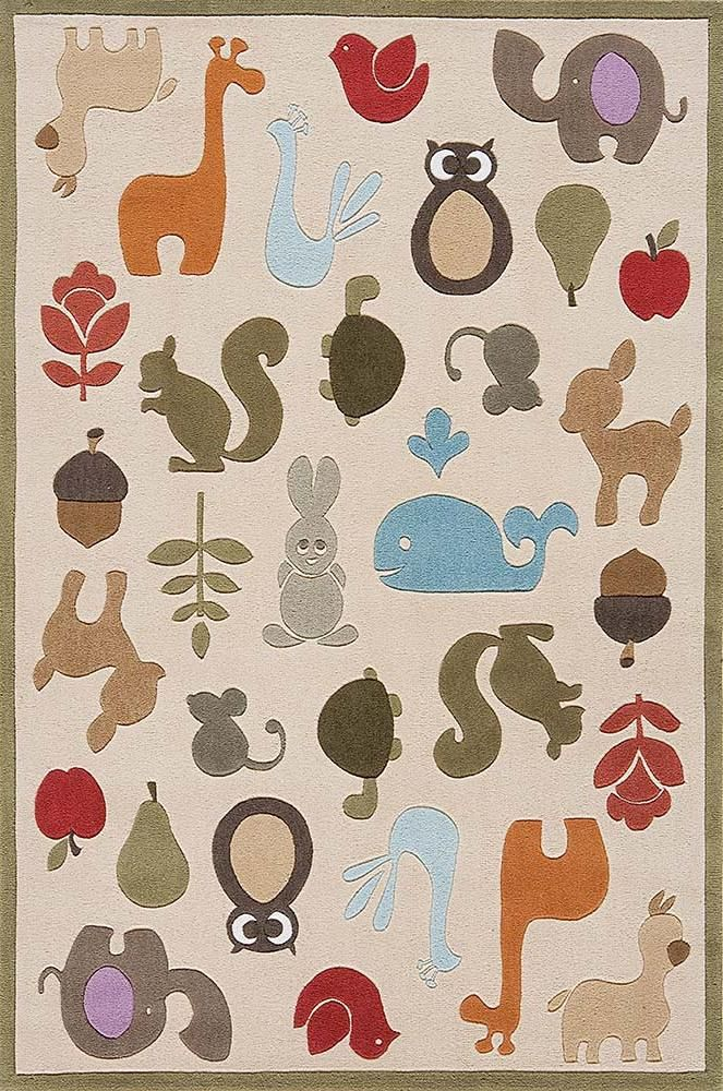 Lil Mo Whimsy LMJ2: Kids rugs, Children's rugs, Nursery rugs, Baby rugs, Kids carpets - ABC Carpet & Home