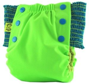 Reusable pull-up diapers for use before, during and after you start daytime potty training your child (pre-learning, potty training and overnight protection)