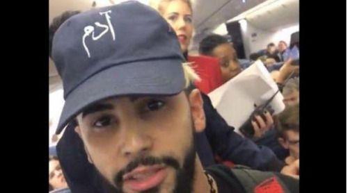 VIDEO: Denuncia que lo botaron de vuelo por hablar árabe...