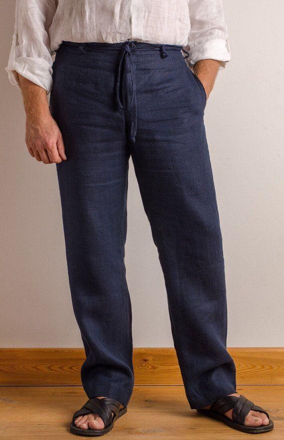 25 Best Ideas About Linen Pants For Men On Pinterest