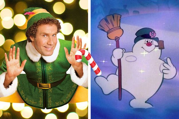 Which Famous Fictional Christmas Character Would You Be?