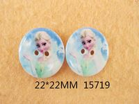 10Y15719 Free Shipping 22*22mm 2-holes button flat back resin for diy holiday decoration crafts accessories