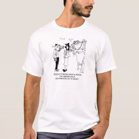 Hurricane Cartoon 7948 T-Shirt - click/tap to personalize and buy