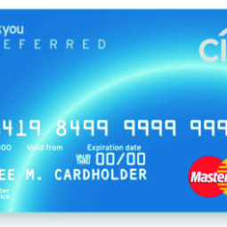 Citi Preferred Credit Card (With images) Credit card