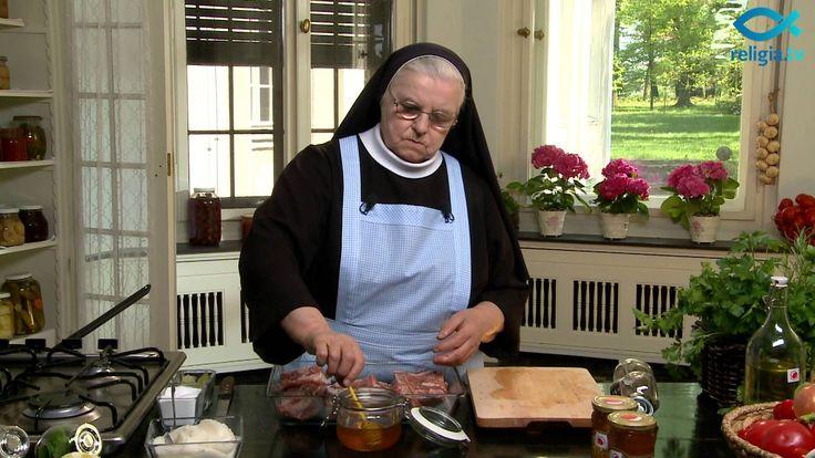 Boska kuchnia odc.7 - Żeberka na miodzie