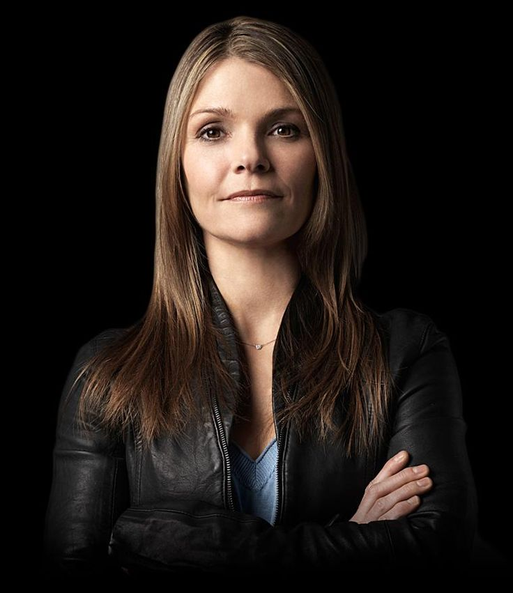 Kathryn Erbe played Alex Eames  (Law & Order C.I.) among many other characters.