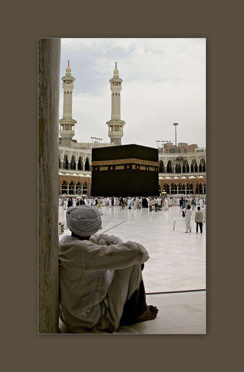 al-Masjid al-Haram - al-Masjid al-Haram in Makkah, Saudi Arabia | IslamicArtDB.com