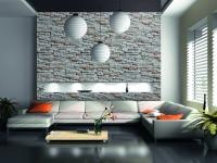 KAMIEŃ DEKORACYJNY: To dekoracja dla tych, którzy marzą o czymś nowoczesnym, niebanalnym i modnym. Kamień dekoracyjny jest fantastyczną ozdobą ścian.