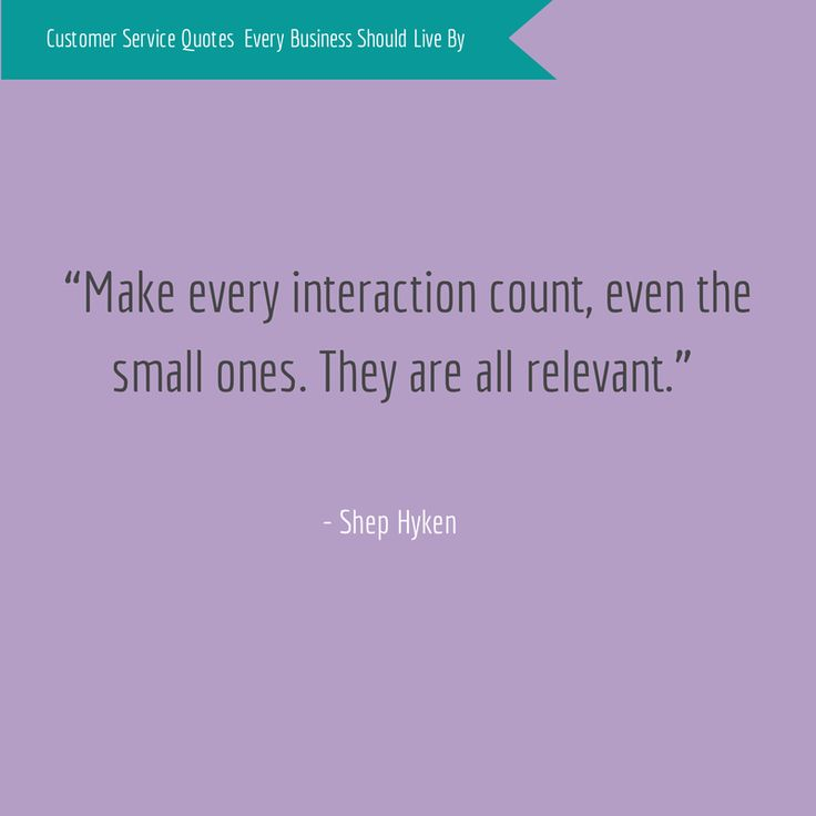433 best Business and Customer Service Quotes images on Pinterest ...