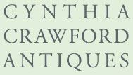 Cynthia Crawford Antiques - sort of thing I wouldn't mind doing. Reworking old furniture, linens, etc...