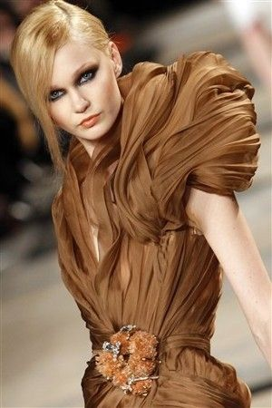 Stephane Rolland for his Haute Couture Spring-Summer 2011