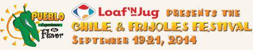 Loaf 'N Jug Chile & Frijoles Festival in Pueblo, Colorado - An annual festival of food, fun and chile peppers in Pueblo, Colorado