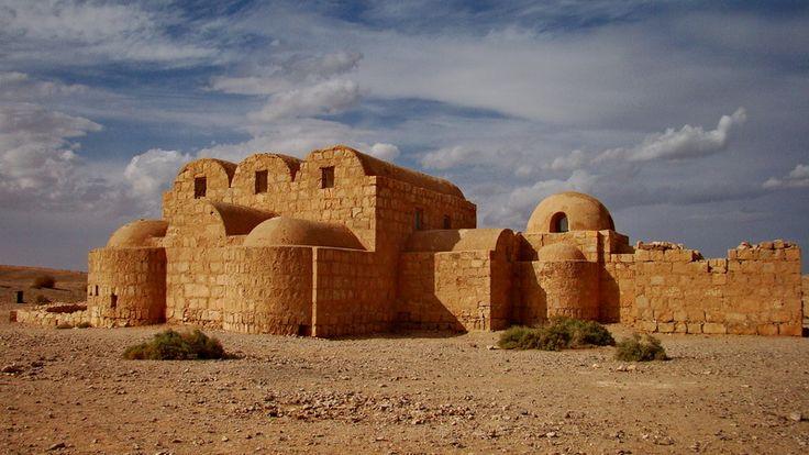 Qasr Amra - Qasr Amra, Zarqah- Jordan