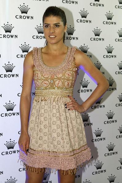 Sorana Cirstea #Players Party at Crown Towers