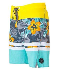 "MIRAGE AGGROFLORAL 20"" BOARDSHORT"