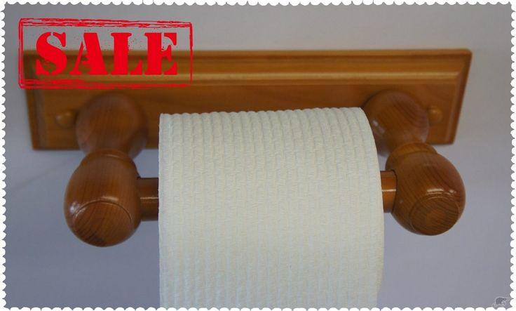 Jasonwood Toilet Roll Holder Brown | Trade Me