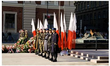 November 11th is Polish Independence Day and it is the second national holiday in Poland-the first one is Constitution Day celebrated on May 3rd. November 11th is the day that Poland regained its freedom after 123 years of partition by its powerful neighbors, the superpowers of the time: Russia, Prussia, and Austria.