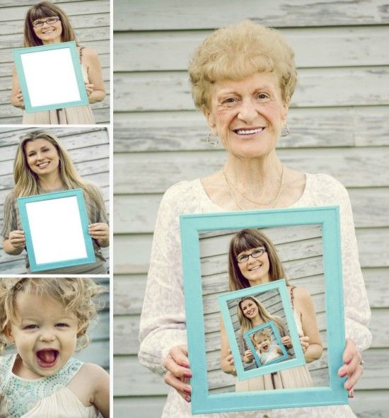 Amazing Family Photo Art Ideas You Will Love | The WHOot