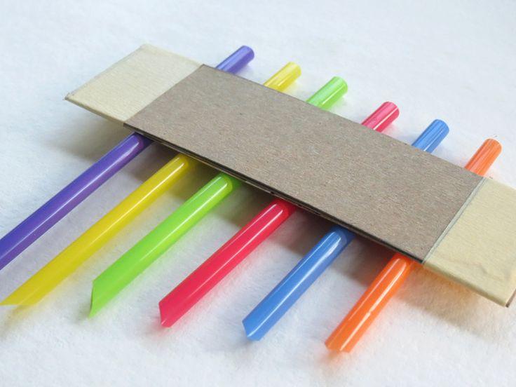 25 best drinking straw crafts ideas on pinterest straw