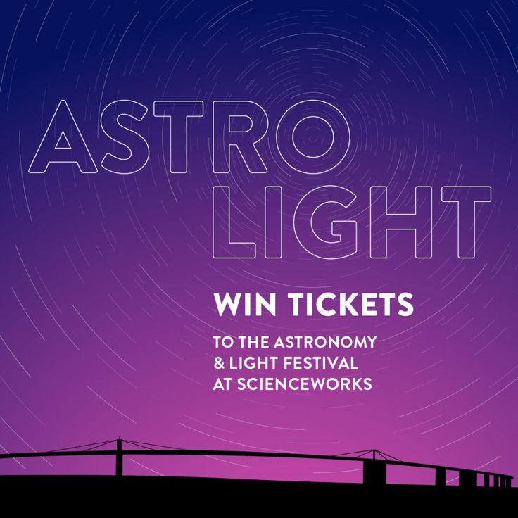 AstroLight Festival at Scienceworks - Giveaway! http://tothotornot.com/2016/09/astrolight-festival-scienceworks/
