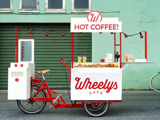 Now you can buy one of Wheelys' new bicycle cafés on Indiegogo! | Inhabitat - Sustainable Design Innovation, Eco Architecture, Green Building