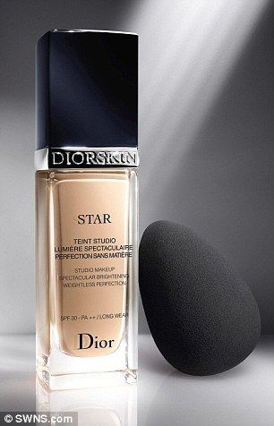 Dior's new foundation has been designed to capture natural light on the face