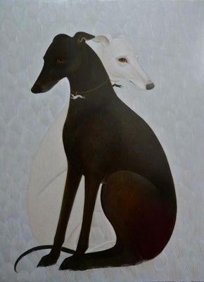 Black Eyed Dog © Whyn Lewis