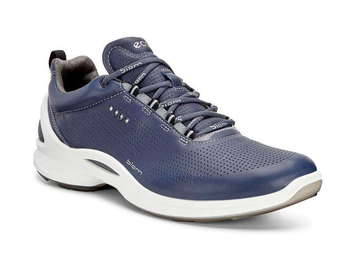 ECCO Mens BIOM Fjuel Train (TRUE NAVY). Shoe CollectionCasual ShoesShoe ...