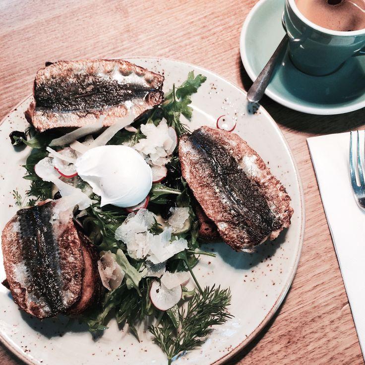 Quirky Melbourne Cafe in CBD area