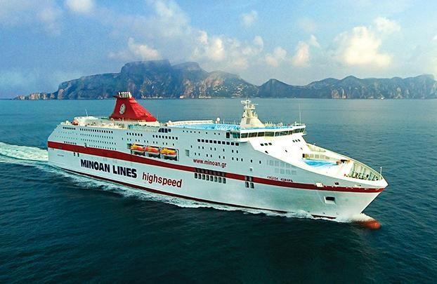 Γνωρίστε καλύτερα το πλοίο που αποτέλεσε ορόσημο για τη Minoan Lines.  Learn more about the cruise ferry which is considered a milestone for Minoan Lines. http://www.minoan.gr/ploia/132/cruise-europa