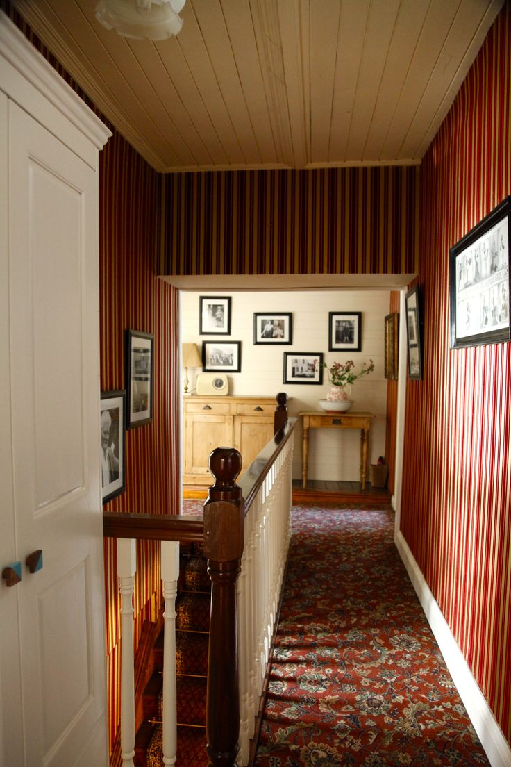 Upstairs in Kincora House