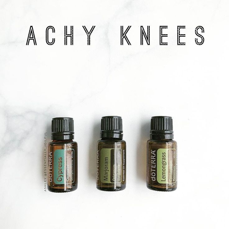 "422 Likes, 62 Comments - Essential Oils Ashley N (@essentially_joilful) on Instagram: ""We all have the friend that has a torn knee ligament, it's super common for women actually. I am…"""