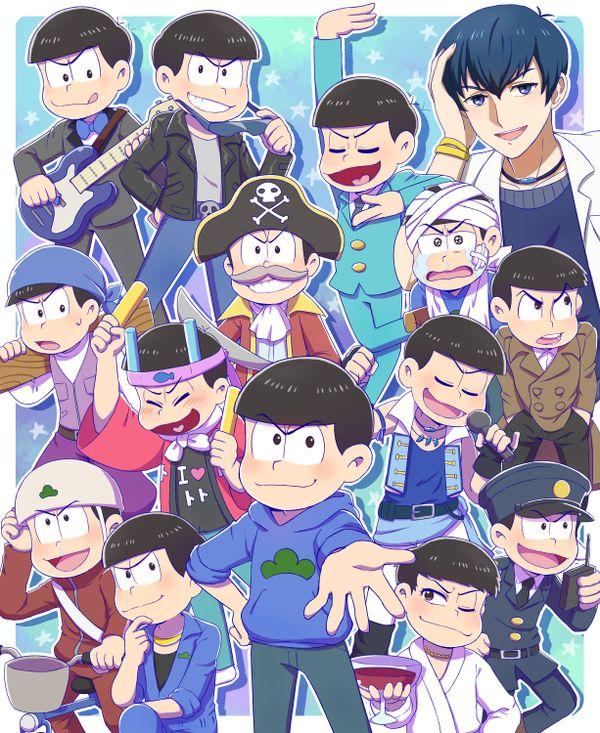 おそ松さん Osomatsu-san カラ松