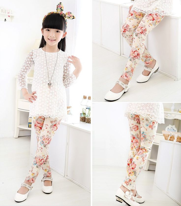 Aliexpress.com : Buy girl pants new arrive printing Flower girls leggings Toddler Classic Leggings 2 14Ybaby girls leggings kids leggings from Reliable leggings bamboo suppliers on sheecute | Alibaba Group