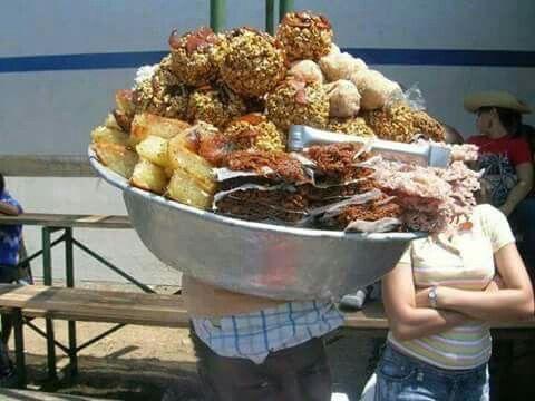 Dulces típicos de las costas colombianas