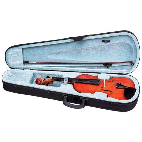 Maxam Full Size Violin With Case And Bow