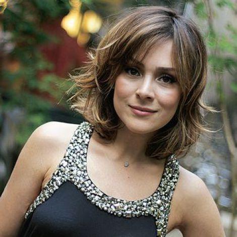 Paloma Duarte - corte de cabelo medio repicado medium haircut