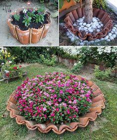 Sobra de obra no jardim | Joia de Casa
