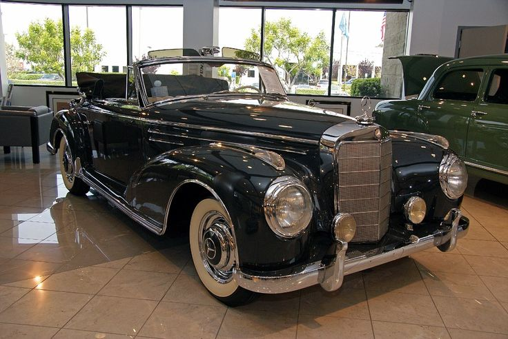 17 best images about vintage classic mercedes benz on for Mercedes benz classic car center
