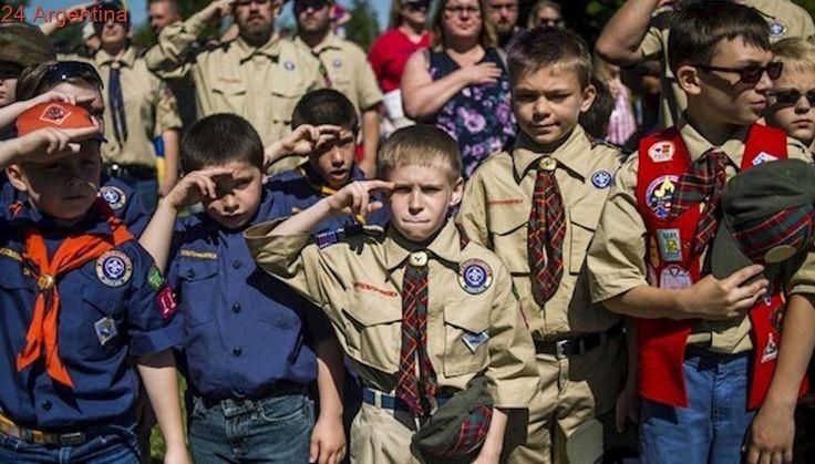 Revolución en los Boy Scouts de Estados Unidos: admitirán chicas