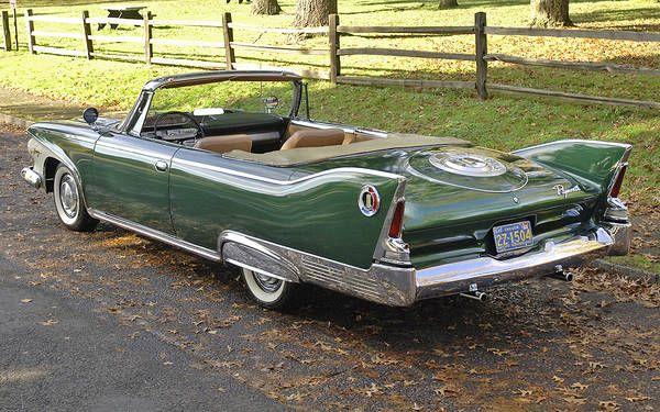 1960 Plymouth Fury Convertible
