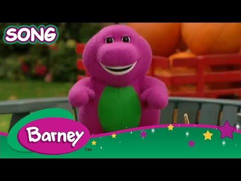 Barney - Halloween Pumpkins (SONG) - YouTube