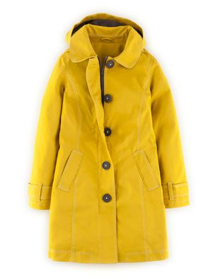 I have been dying for a yellow raincoat i think i just for Boden yellow coat