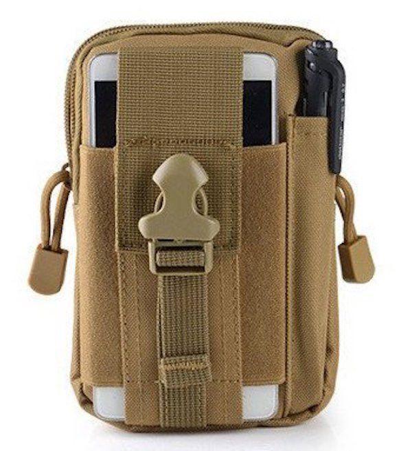 Universal Outdoor Tactical Military Molle Pouch Waist Belt Bag