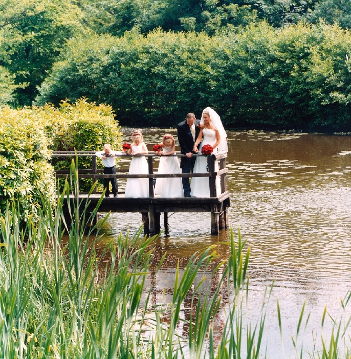Newbold grounds wedding