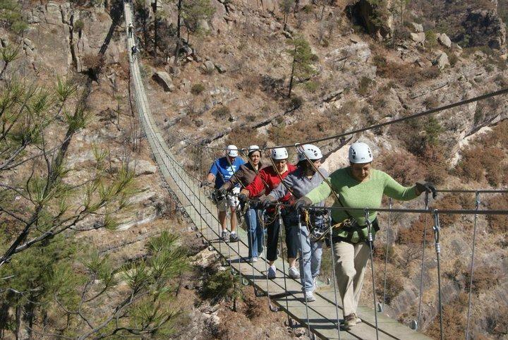 Barrancas Del Cobre (Copper Canyon) Adventure Park, Mexico